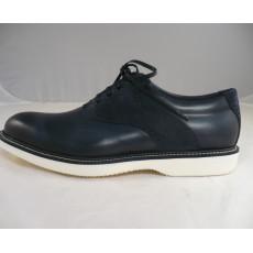 7a2975b1c9a chaussures derby vintage pour homme semelle blanche