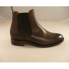 Boots homme MAYER marron